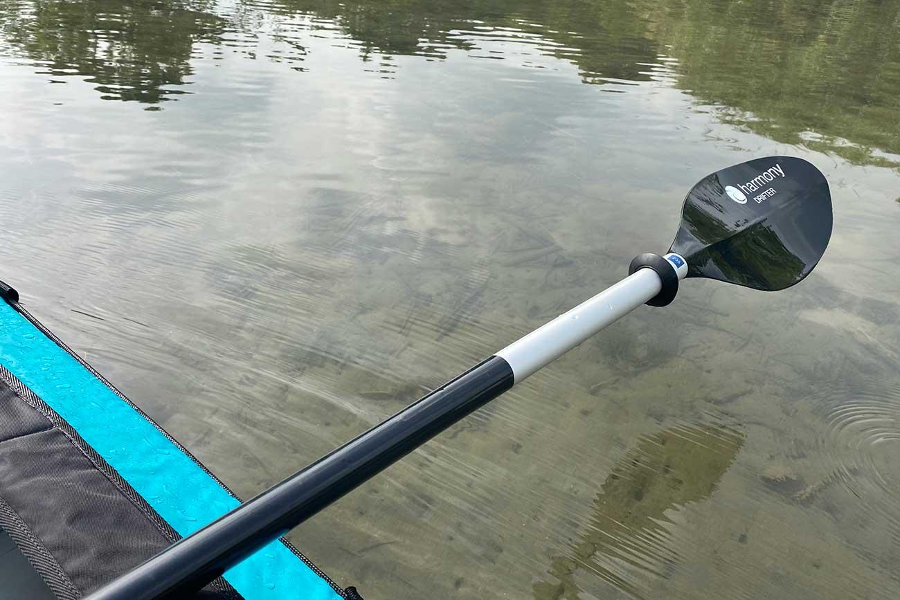 柚子の川の河口は水深が浅い。